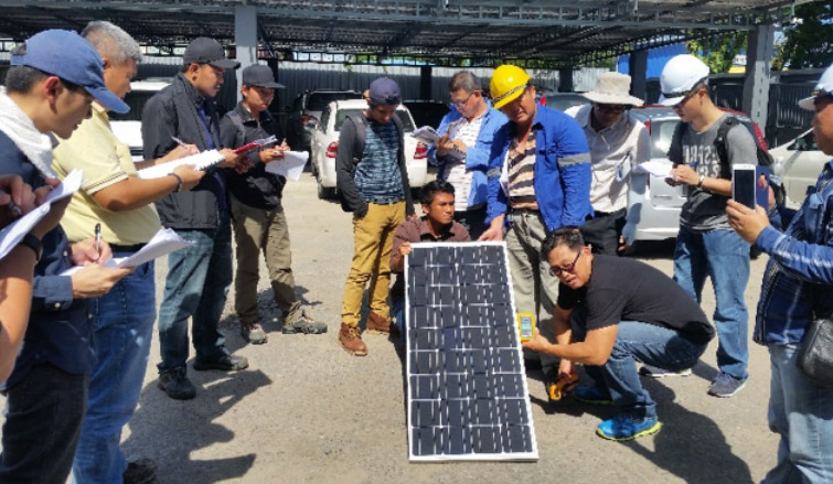 Competency Certificate in Chargeman L4 (Low Voltage Solar Power Photovoltaic System)