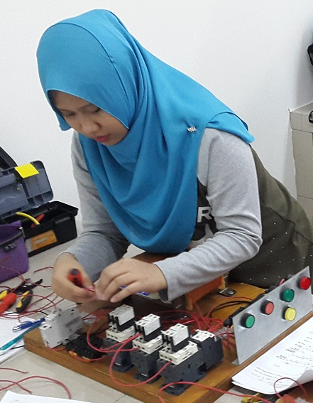 Competency Certificate in Chargeman L1 (415V Systems)