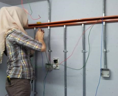 Competency Certificate in Wireman Grade 1 (3-phase System)